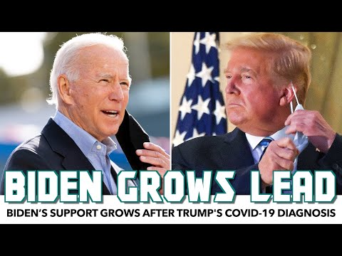 Biden Now Leads Trump With ALL Age Groups
