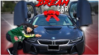 Finally BUYING My Dream CAR😢 (Emotional) BMW i8