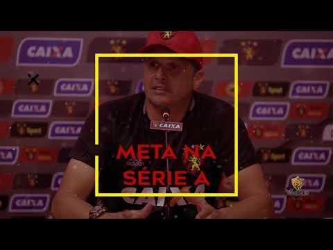 Apresentação do técnico Claudinei Oliveira 2018
