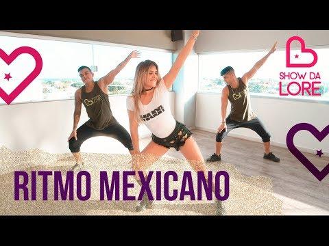 ritmo mexicano mc gw lore improta 4k coreografia