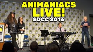 """SDCC 2016: """"Animaniacs Live!"""" FULL PERFORMANCE with voice cast at San Diego Comic-Con"""
