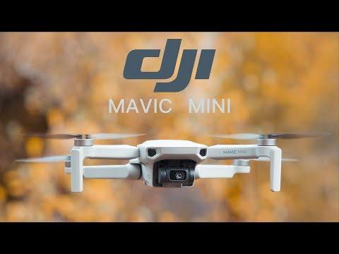 TEST du DJI Mavic mini : Le drone parfait pour débutants !