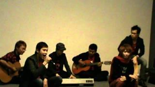 Arashi - Typhoon Generation 台風ジェネレーション acoustic cover