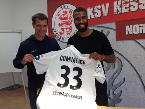 KSV Hessen Kassel verpflichtet Sylvano Comvalius von Dynamo Dresden