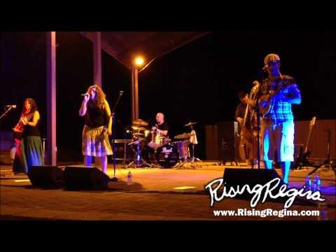Rising Regina -The Boxcar Killer - Burlington Co. Amphitheater - 09.01.12