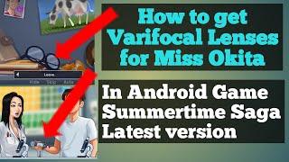 how to get varifocal lenses in summertime saga game    Find Varifocal lenses in Summertime saga