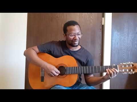 Playing Españoleta by. Gaspar Sanz