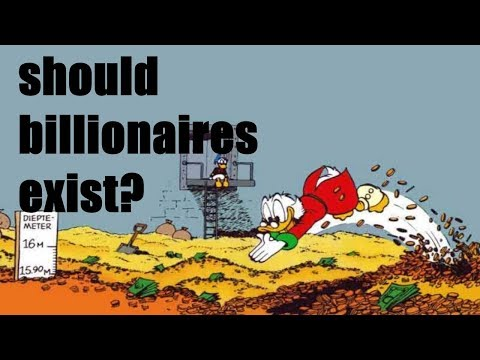 Should Billionaires Exist?