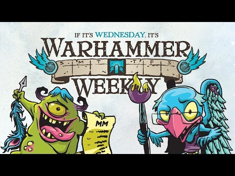 Warhammer Weekly 08212019 - Skaven Revisited with Hooves of Doom