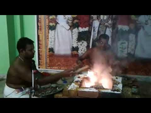 Vattavilai Then Tirupati Yoga Narasimhar Seva Homam