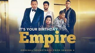 It's your birthday (feat. Yazz, Serayah, Jussie Smollett, Rumer Willis)