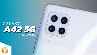 Samsung Galaxy A42 5G Review