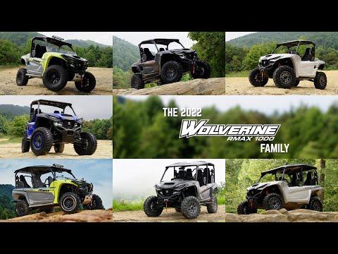 2022 Yamaha Wolverine RMAX4 1000 XT-R in Sandpoint, Idaho - Video 2