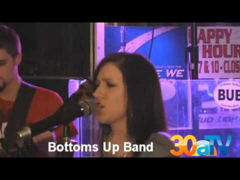 Bottoms up Band on 30a Ashley Wing