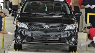 Toyota Corolla Production