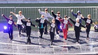 181020 워너원(Wanna One) 에너제틱 (Energetic) 사복리허설(Rehearsal) [4K] 직캠 Fancam…