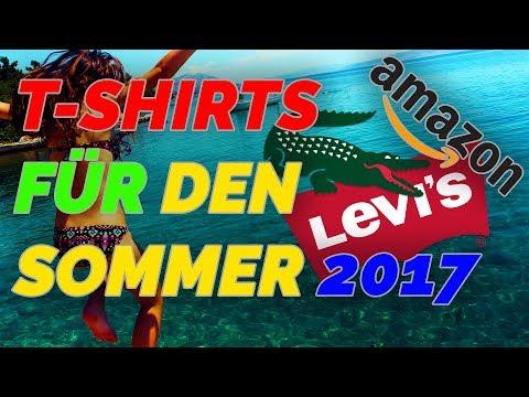 Günstige Marken T-Shirts für den Sommer 2017 - REVGEE