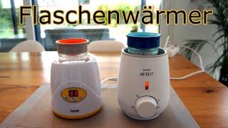 Der richtige Flaschenwärmer - im Test: Beurer & Philips Avent - welcher ist besser geeignet?