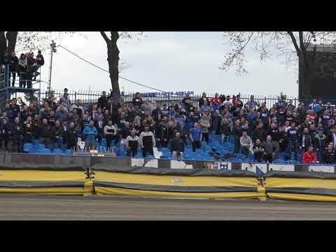 WIDEO: Resovia - Ruch Chorzów 1-0 [DOPING, KIBICE]