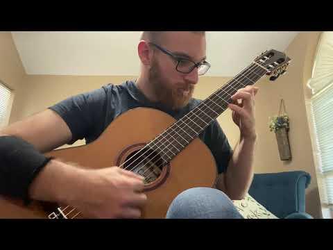 Heitor Villa Lobos Prelude I in E minor