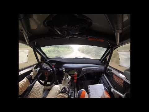 Sebastian Barbu - Marc Banca I Arad Rally 2018 Highlights day1