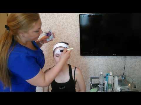 Как правильно наносить маску для лица
