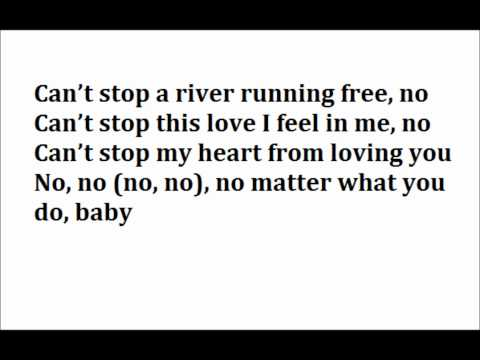 Aaron Neville - Can't Stop Loving You Lyrics