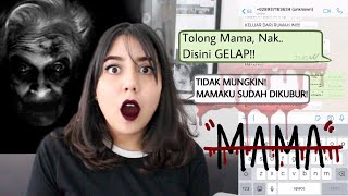 Video Chat History INDONESIA TERSERAM: MAMA!! | #NERROR MP3, 3GP, MP4, WEBM, AVI, FLV Agustus 2019