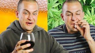 Me Drunk Vs. Me High | Chris Klemens