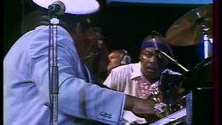 Fats Domino- I'm Gonna Be A Wheel - I'm In Love Again - My Blue Heaven (Live 1988)