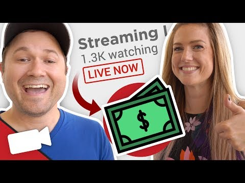3 Ways to Make Money with Live Streaming
