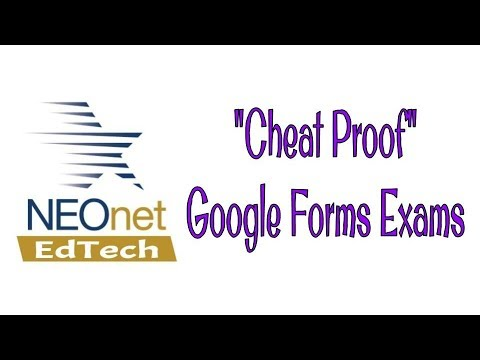 【How to】 Cheat Google Forms