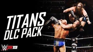 titans pack wwe 2k19 release date - मुफ्त ऑनलाइन