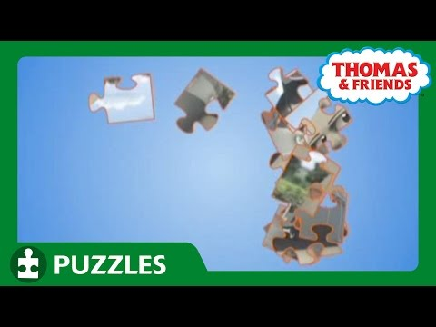 Engine Puzzle #15 | Puzzles | Thomas & Friends
