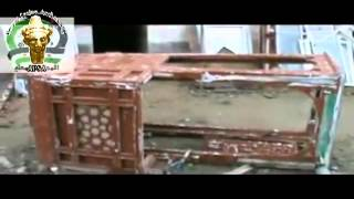 preview picture of video 'Damascus bombing  Maqam  Al-assale in Al-Qadem دمشق القدم قصف مقام العسالي'