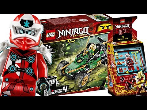 MORE LEGO Ninjago 2020 sets - A BETTER batch with GREATER gimmicks!