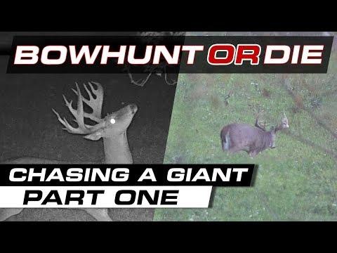 Giant Illinois Buck (Part 1/2) - Bowhunt or Die Season 09 Episode 21 (видео)