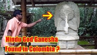 Ancient Hindu Temple Found in Colombia? San Agustin Archaeological Site  IMAGES, GIF, ANIMATED GIF, WALLPAPER, STICKER FOR WHATSAPP & FACEBOOK
