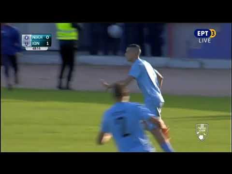 Νίκη Βόλου-Ιωνικός Νικαίας   ΓΚΟΛ 1-1   ΕΡΤ