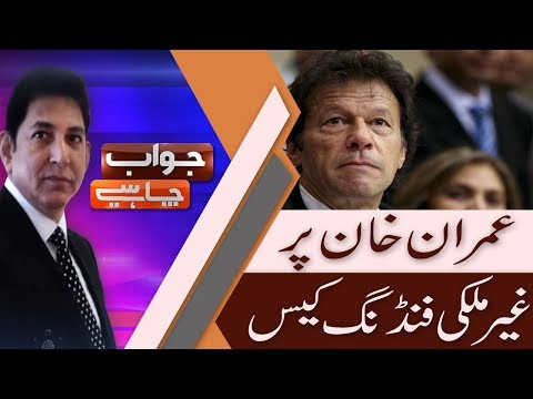 Foreign Funding case opened against Imran Khan