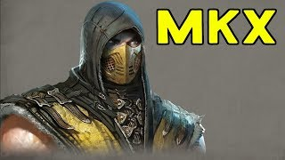 РАЗНЫЕ ПЕРСОНАЖИ И ДОСТОЙНЫЙ ПРОТИВНИК - Mortal Kombat XL