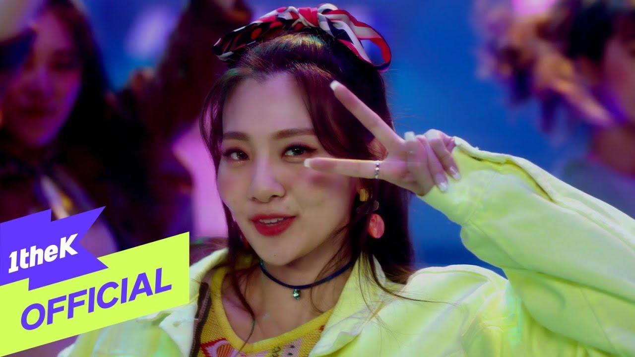 [Korea] MV : BolBBalgan4 - Dancing Cartoon