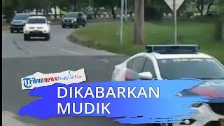 Jokowi Dikabarkan Mudik saat Video Iringan-iringan Rombongan RI 1 Viral, Ini Kata Istana