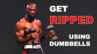 Dumbbell Workout to get you RIPPED! by Funk Roberts