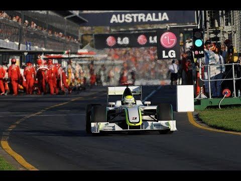 Dez anos do início da história fantástica e vitoriosa da Brawn GP na F1| GP às 10