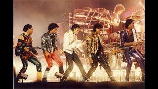 Michael Jackson Dance Evolution 1968 - 2009