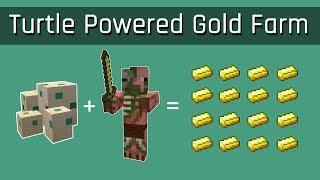 Kelp Farm   Minecraft 18w07 (1 13) - Самые лучшие видео