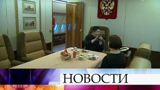 Владимир Путин исполнил мечту еще одного тяжелобольного ребенка - увидеть президентский самолет.
