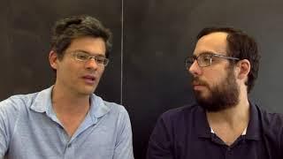 Pedro Mercadante sobre propriedades do bóson de Higgs