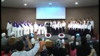 preview picture of video 'حفلة الإسراء والمعراج للعام 2014 في قاعة بلدية صيدا'